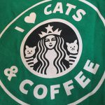 I love cats and coffee…