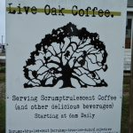 Live Oak Coffee Pour Overs