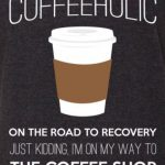 Recovering Coffeeholic...